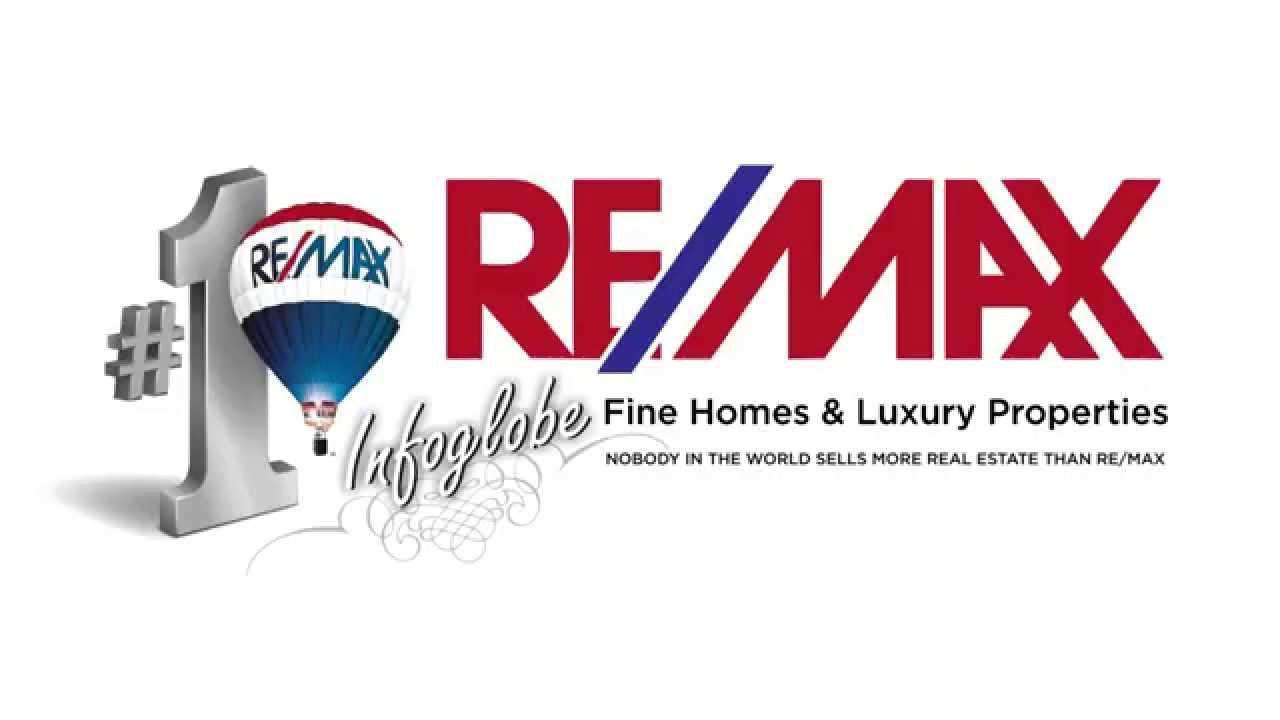 Remax infoglobe logo