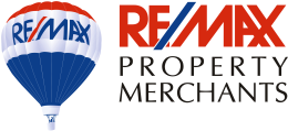 Remax Property Merchants logo
